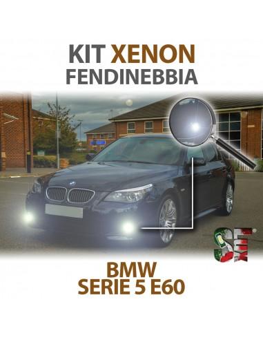 KIT XENON FENDINEBBIA per BMW Serie 5 (E60,E61) specifico CANBUS