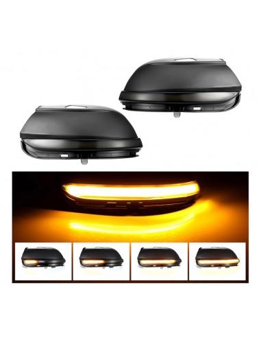 Freccia Sequenziale Specchietto Volkswagen Scirocco Mirror Light indicatore di direzione