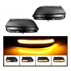 Freccia Sequenziale Specchietto Volkswagen Scirocco Mirror Light