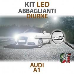 Lampade Led Diurna e Abbaglianti H15 per AUDI A1 Restyling 8X1 8XK dal 2015 tecnologia CANBUS