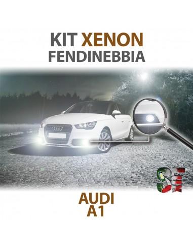 Lampade Xenon Fendinebbia H8 AUDI Restyling A1 8X1 8XK (2010 - 2018)