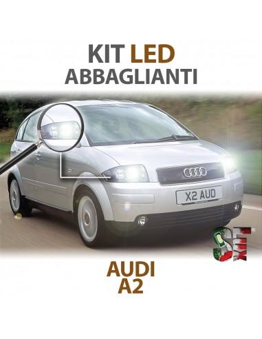 KIT FULL LED ABBAGLIANTI AUDI A2 SERIE TOP SPECIFICO