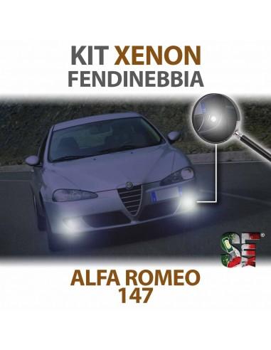 lampade xenon fendinebbia alfa romeo 147 6000k canbus luci illuminazione bulbi fog light xenon headlight