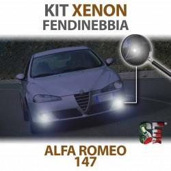 Lampade Xenon Fendinebbia H1 per ALFA ROMEO 147 (2000 - 2010) con tecnologia CANBUS