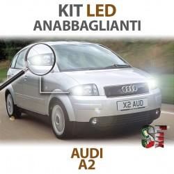 Lampade Led Anabbaglianti H7 per AUDI A2 (2000 - 2005) con tecnologia CANBUS