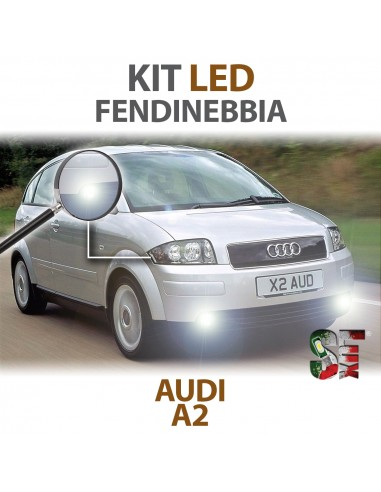 KIT FULL LED FENDINEBBIA AUDI A2 SPECIFICO serie top CANBUS