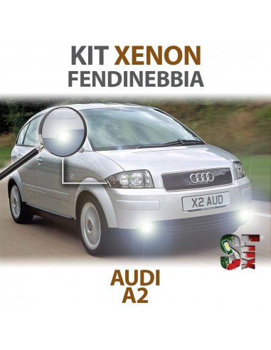 KIT XENON FENDINEBBIA AUDI A2 SPECIFICO serie top CANBUS