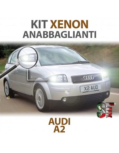 KIT XENON ANABBAGLIANTI AUDI A2 SPECIFICO serie top Canbus