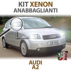 Lampade Xenon Anabbaglianti H7 per AUDI A2 (2000 - 2005) con tecnologia CANBUS