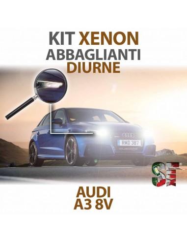 KIT XENON FENDINEBBIA AUDI A3 8V serie top CANBUS