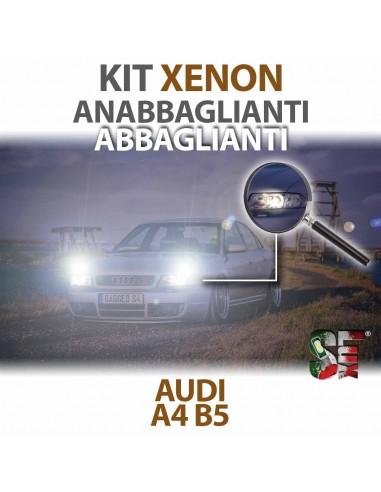 KIT XENON Anabbaglianti  ABBAGLIANTI AUDI A4 B5 SPECIFICO CANBUS
