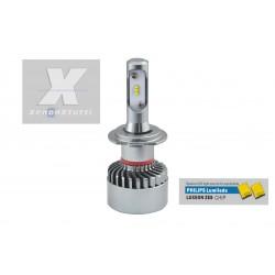 KIT FULL LED h7 K6 6000K XENON 8000 lumen PHILIPS