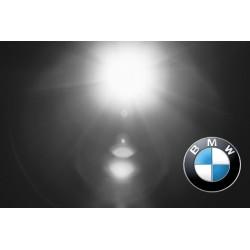 SERIE 3 E92 BMW LUCI POSIZIONE A LED  CON FARO ALOGENO