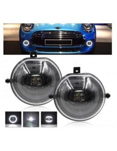 LED Fendinebbia Diurno Mini Cooper F54 F55 F56 6000k Luce Parcheggio