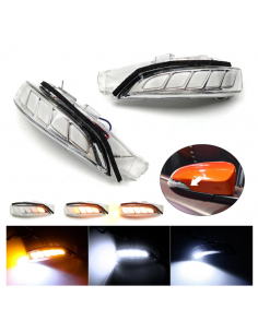 Toyota C-HR Freccia Led Sequenziale Specchietto Dinamico Mirror Light undicatore di direzione CHR