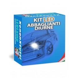 Lampade Led Diurna e Abbaglianti H15 per FIAT Tipo tecnologia CANBUS Faro a Parabola e DRL LED