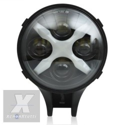 """60W 6"""" CREE LED 5000LM HEADLIGHT OFFROAD DAYTIME RUNNING BULB FOR JEEP WRANGLER SUV"""