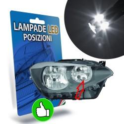 Lampade Led Posizione H6W BMW Serie 1 F20 F21 (2010 - 2019) Tecnologia CANBUS