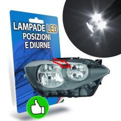 Lampade Led Diurna T20 W21W BMW Serie 1 F20 F21 Tecnologia CANBUS