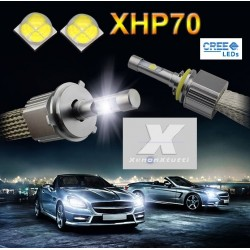 KIT FULL LED 13200LM D2S D2R XHP70 CREE