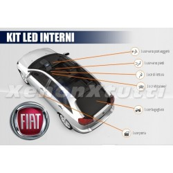KIT FULL LED INTERNI FIAT 500X