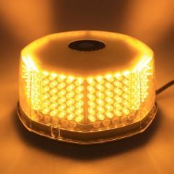 Lampeggiante Di Avvertimento 240 LED AMBRA AUTO Strobo Emergenza