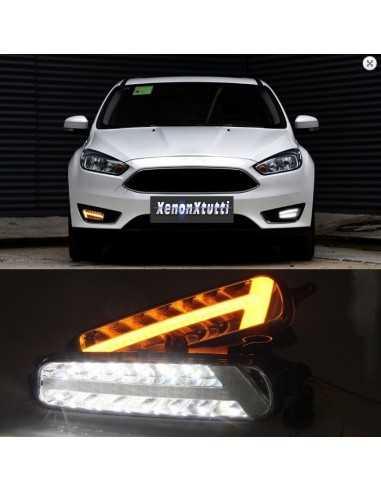 Per Focus Mondeo Kuga specchio illuminazione ambiente SMD LED luce ambiente 604