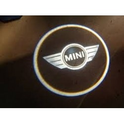 LOGO LED MINI SOTTO PORTA R50 R52 R53 R55 R56 R57