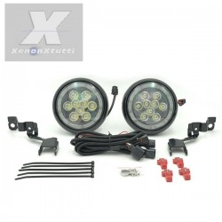 FARO AGGIUNTIVO MINI COOPER LED CON ANGEL