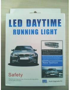 Luci Diurne Led DRL 8 LED
