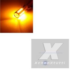 LED T20 7440 ARANCIONE FRECCIA W3x16q 33 LED 5630