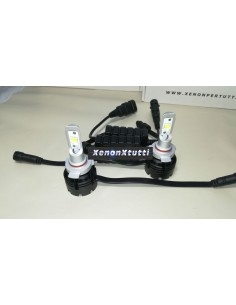 KIT LED HIR2 9012 PROIETTORE LENTICOLARE XHP70 MONO LED
