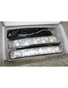LED DRL LUCI DIURNE  POWER LED