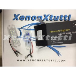 PLAFONIERA LUCE TARGA MERCEDES BENZ LED  CLASSE G W463 G450 G500 G55 G63 G65