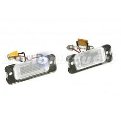 PLAFONIERA LED LUCE TARGA Mercedes Benz ML350 W251 R300 S400 R500 ML400 GL450 GL500