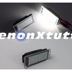 PLAFONIERA LUCE TARGA LED NISSAN Terrano Pathfinder NV400