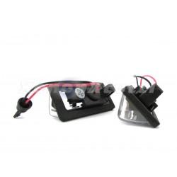 PLAFONIERA LUCE TARGA LED NISSAN  Tenna C25 C26 E11 E12 E25 E26 J31 J32 SC11 B17 G11 V12 L33