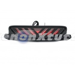 LUCE LED TOYOTA CHR C-HR POSTERIORE STOP POSIZIONE PARAURTI CENTRALE