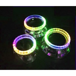 ANGEL RGB 80MM LED EFFETTI DINAMICO