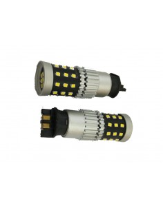 COPPIA LUCI  PW24W DIURNE DRL LED CANBUS