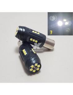SUPER CANBUS LED 1156 P21W 18 LED 2800lm RETROMARCIA