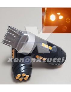 SUPER CANBUS LED T20 7440 ARANCIONE FRECCIA