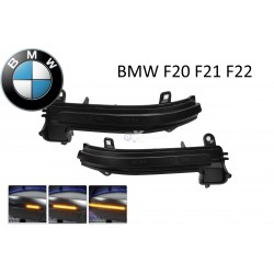 Led Sequenziale Freccia Specchietto BMW F20 F21 F22 Mirror Light