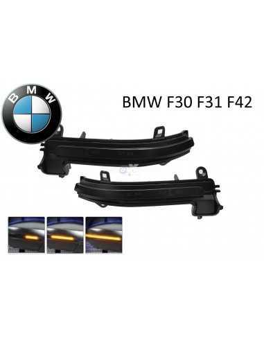 LED SEQUENZIALE FRECCIA SPECCHIETTO BMW F30 F31 F34 GT F35
