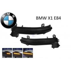 Led Sequenziale Freccia Specchietto BMW X1 E84 Mirror light