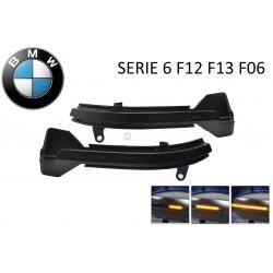FRECCIA SEQUENZIALE SPECCHIETTO BMW SERIE 6 F12 F13 F06