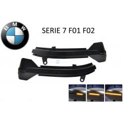 FRECCIA SEQUENZIALE SPECCHIETTO BMW SERIE 7 F01 F02
