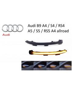FRECCIA SEQUENZIALE SPECCHIETTO AUDI Audi B9 A4  S4  RS4 A5  S5  RS5 A4 allroad 2017-2018