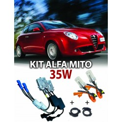 KIT XENON ALFA MITO 3.0 DIGITALE CANBUS