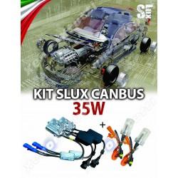 KIT XENON SLUX CANBUS AUTO 35W AC